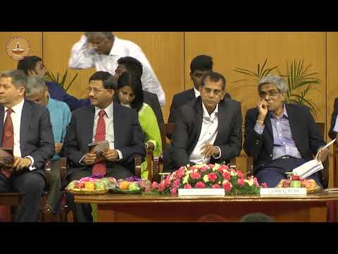 IIT Madras - 59th Institute Day -26th april, 2018