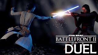 1v1 DUEL in Hero Showdown  - Star Wars Battlefront 2