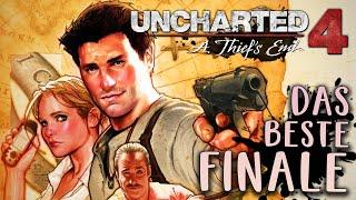 Uncharted 4 und die emotionale Punktlandung ~ Eine Retrospektive