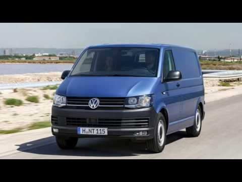 volkswagen transporter van 2017 youtube. Black Bedroom Furniture Sets. Home Design Ideas