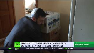 Rabbi in Crimea urges Jews to leave Ukraine, fears neo-Nazi attacks
