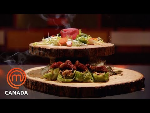 Fire And Ice Mystery Box Challenge | MasterChef Canada | MasterChef World