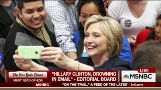 Morning Joe Blasts Hillary Clinton's 'Mindboggling' Deceit Over Emails