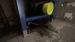 Установка подвесных унитазов на системы инсталляции(Подробный видео урок по установке подвесных унитазов на системы инсталяции. Обязательно посетите наш сайт..., 2012-11-13T21:35:24.000Z)
