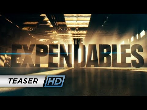 The Expendables (2010) - Teaser Trailer