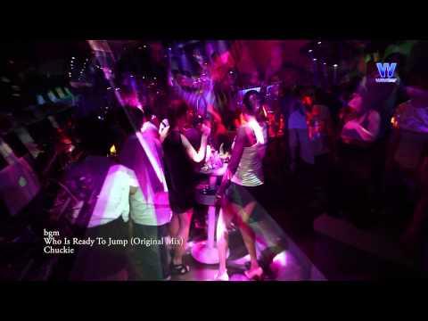 Asian Stuff Party @ WAVE BAR Guangzhou China