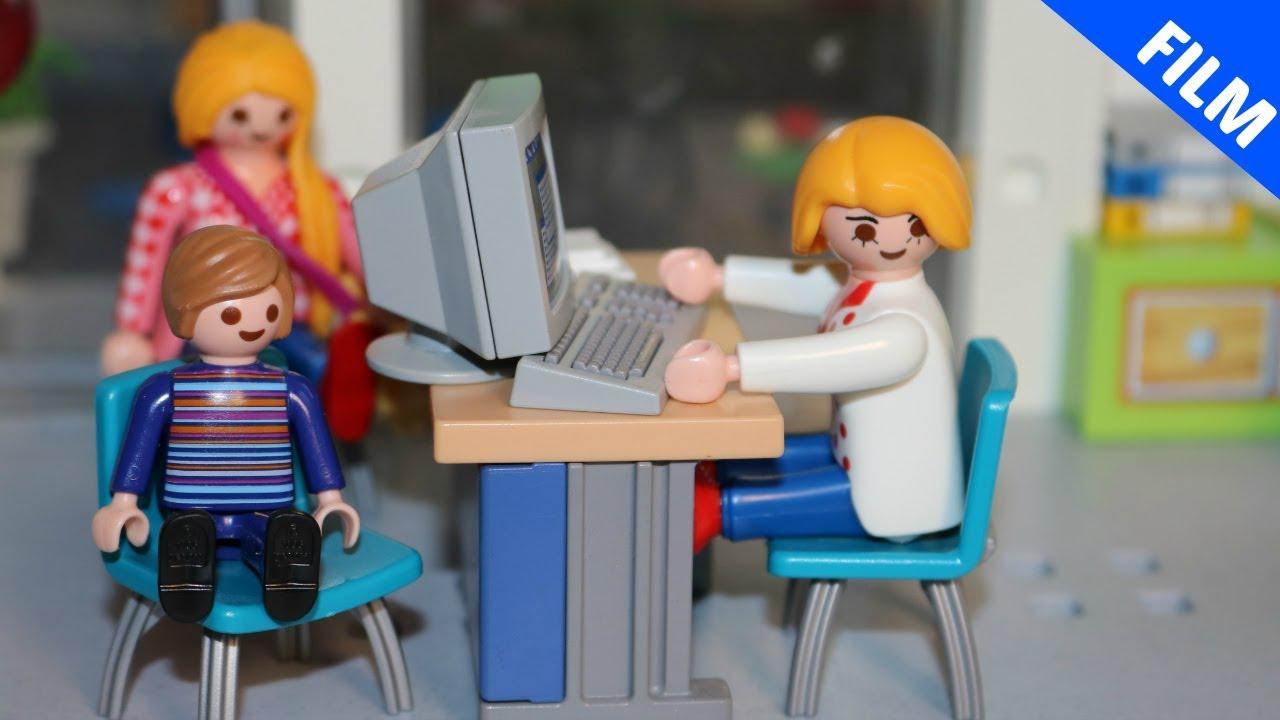 Playmobil Film Schulanmeldung Linus Geht Zur Schule Playmobil