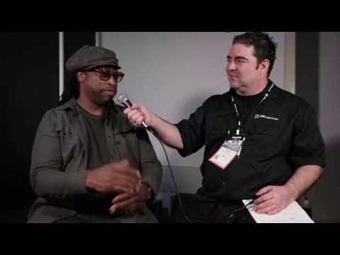 Darryl Jones Interview at NAMM 2018
