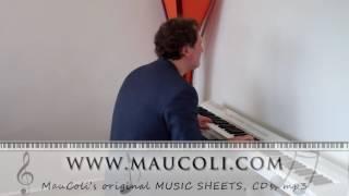 I'll Never Fall In Love Again (Dionne Warwick) - Original Piano Arrangement by MAUCOLI