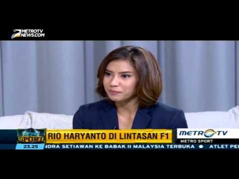 Wawancara Eksklusif dengan Rio Haryanto