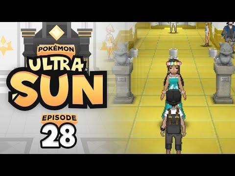 "KANTO GYM ""THE SURGE BADGE"" | Pokemon Ultra Sun & Ultra Moon Let's Play - 28 w/ TheHeatedMo"