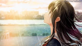Nightcore - The One That Got Away Acoustic Cover (Lyrics) | Katy Perry (Jada Facer Cover)