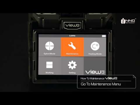 View 3 Maintenance Video_INNO Instrument