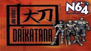 Daikatana - Nintendo 64 Review - HD