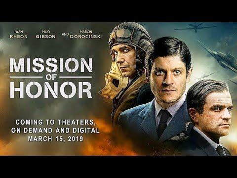 Mission Of Honor (2019) | Movie Clip HD | Training Flight | Battle Of Britain RAF Pilots Film Mp3