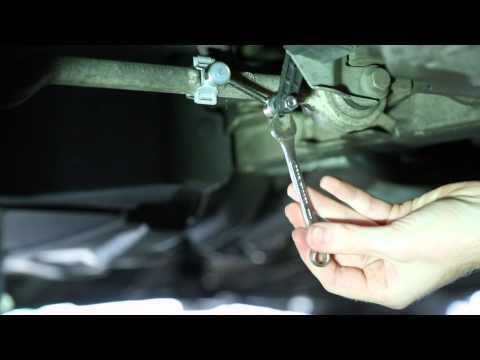 BMW Xenon Level Sensor Arm Replacement