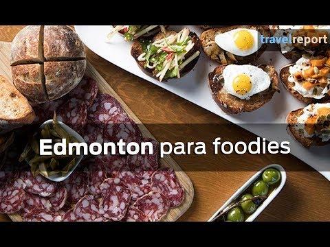 Dónde comer en Edmonton