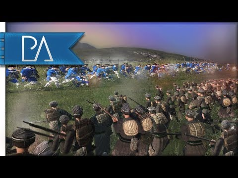 Russian Wave ATTACK: Brutal LAST STAND - Empire: Total War Gameplay