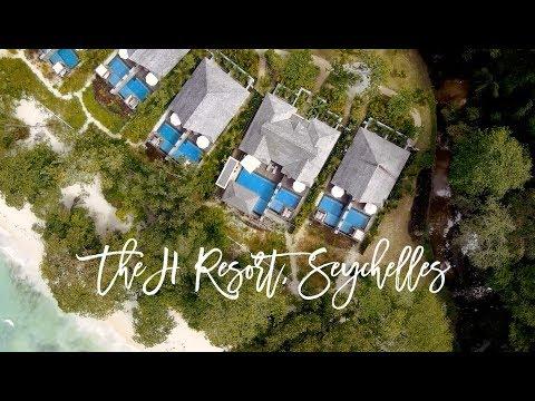 The H Resort Beau Vallon Beach, Mahé, Seychelles - Tropical chic at the Beach