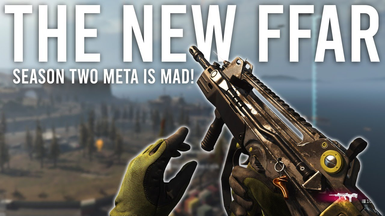 Download The New FFAR - COD Warzone Season Two Meta is Crazy!