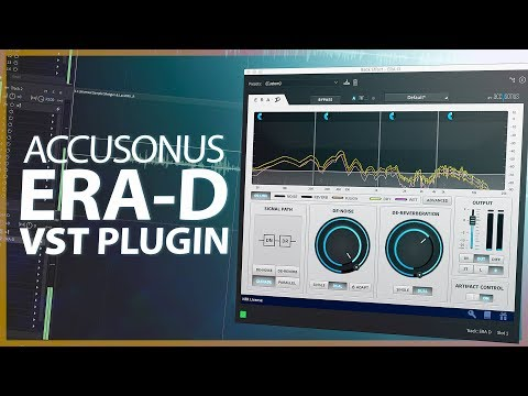 Accusonus ERA-D: Remove Noise and Reverb From Your Audio