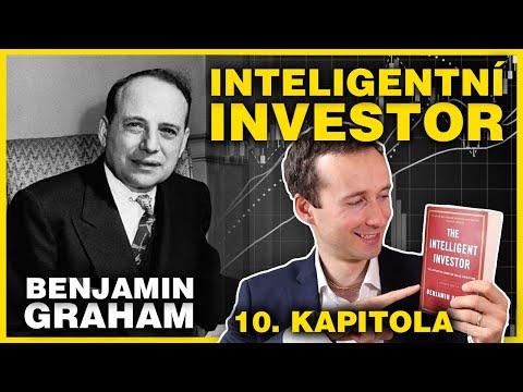 Kniha Inteligentní investor (10) - Finanční a investiční poradenství (jak vybrat a kde si dát pozor)