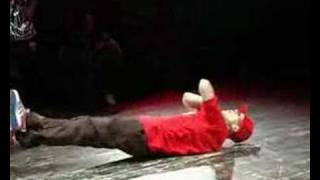 Over The Top 2 - Bboy Hat Solo vs Bboy Robin