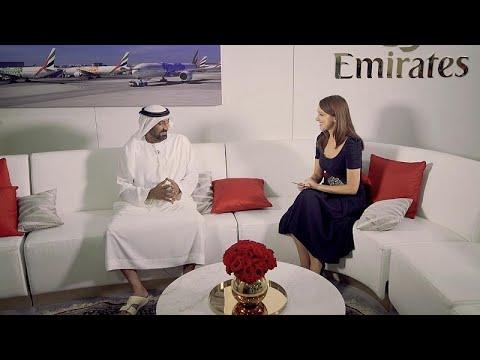 Emirates CEO sees FY profit, wants Boeing compensation