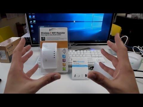 Ενισχυτής σήματος Wifi! WR302S V2 300Mbps WiFi Repeater Router Signal Extender