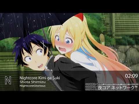 Nightcore Kimi ga Suki-Shota Shimizu