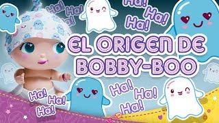 Bobby-Boo 👻 El bebé Bellie que cuenta CHISTES y da más SUSTOS 👻 ¡Buuu!