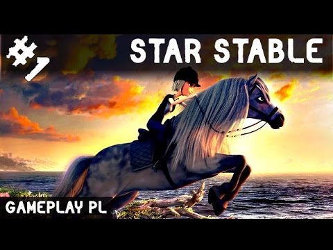 star stable po polsku 1 gry konie youtube. Black Bedroom Furniture Sets. Home Design Ideas