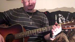 me showing you HOW TO PLAY 'TO LOVE YOU MORE' by CELINE DION on ACOUSTIC GUITAR request