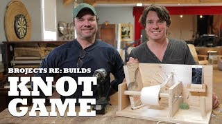 Brojects Re:Builds | Knot Board Game
