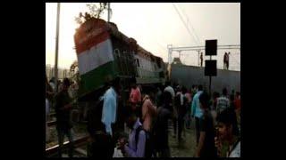 UP: 7 dead, 41 injured after Farakka Express derails in Raebareli's Harchandpur