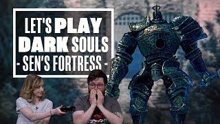 Let's Play Dark Souls Episode 10: JORT-WEARING SNAKE MEN!