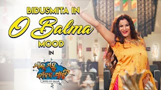 Bidusmita in O Balma Mood in Mal Mahu Jiban Mati | Running Successfully in Theaters