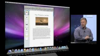 MacWorld 2009 Apple iWork '09 Intro Part 2 of 3