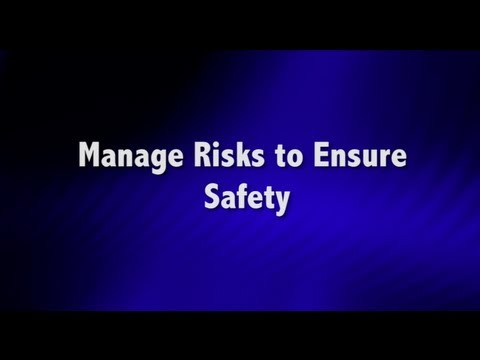 Pilots: Manage Risks to Ensure Safety