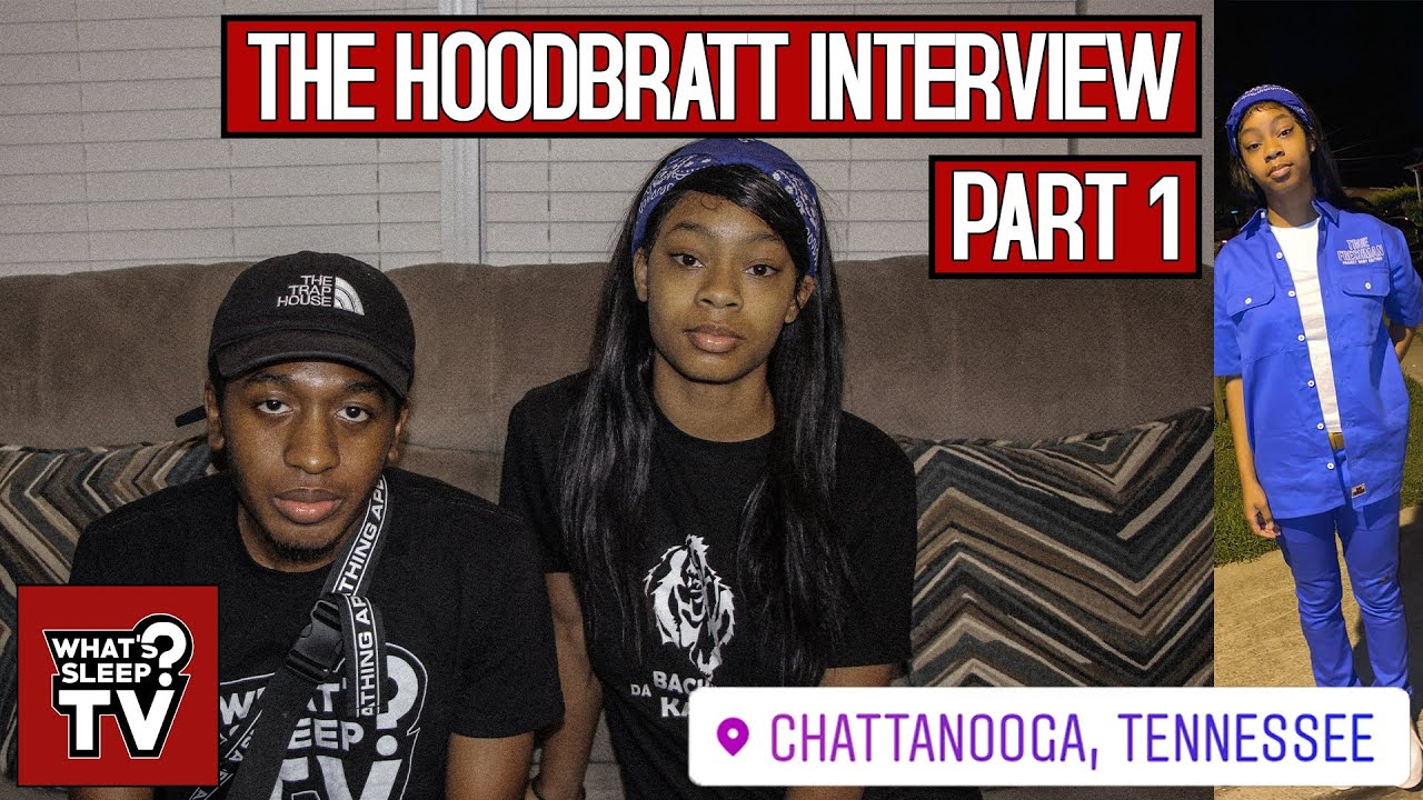 Hood Bratt Talks How She Gained 21,000 Social Media Followers In 1 Year & Her Viral Freestyle Video