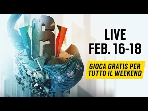 Rainbow Six Siege: LIVESTREAM Six Invitational 2018 - Day 1