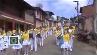 Desfile cívico dia 7 de setembro em Aratuba-CE