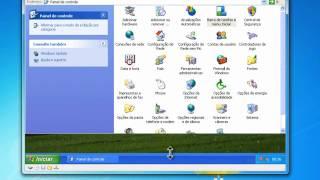 corrigir altura da barra de tarefas windows xp