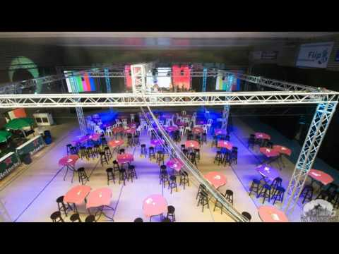 Kloosterfeest 2015 4 days in 4 minutes full HD