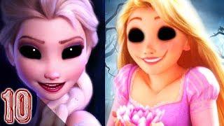12 Inquietanti STORIE VERE Dietro Le Fiabe Disney Che Rovineranno La Tua Infanzia