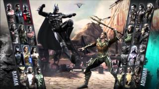 Game Night Online Version Injustice: Gods Among Us Part 2 PS3