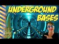 Underground Bases - Clear and Unbiased FACTS (Without All The Hype)