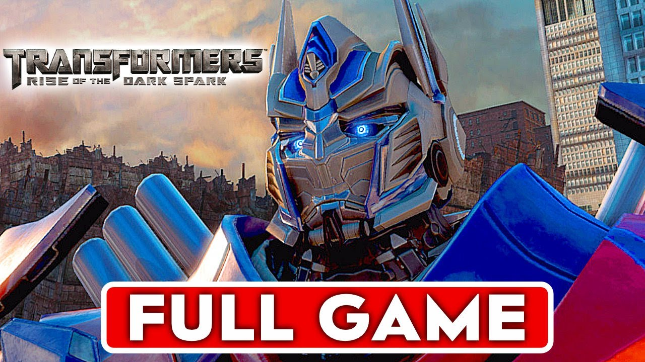 TRANSFORMERS RISE OF THE DARK SPARK Gameplay Walkthrough Part 1 FULL GAME [PC 60FPS] – No Commentary