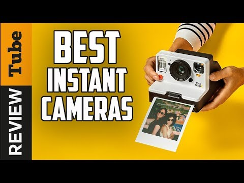 Best Polaroid Camera 2020 ✅Instant Camera: Best Instant Camera 2019 (Buying Guide)   YouTube