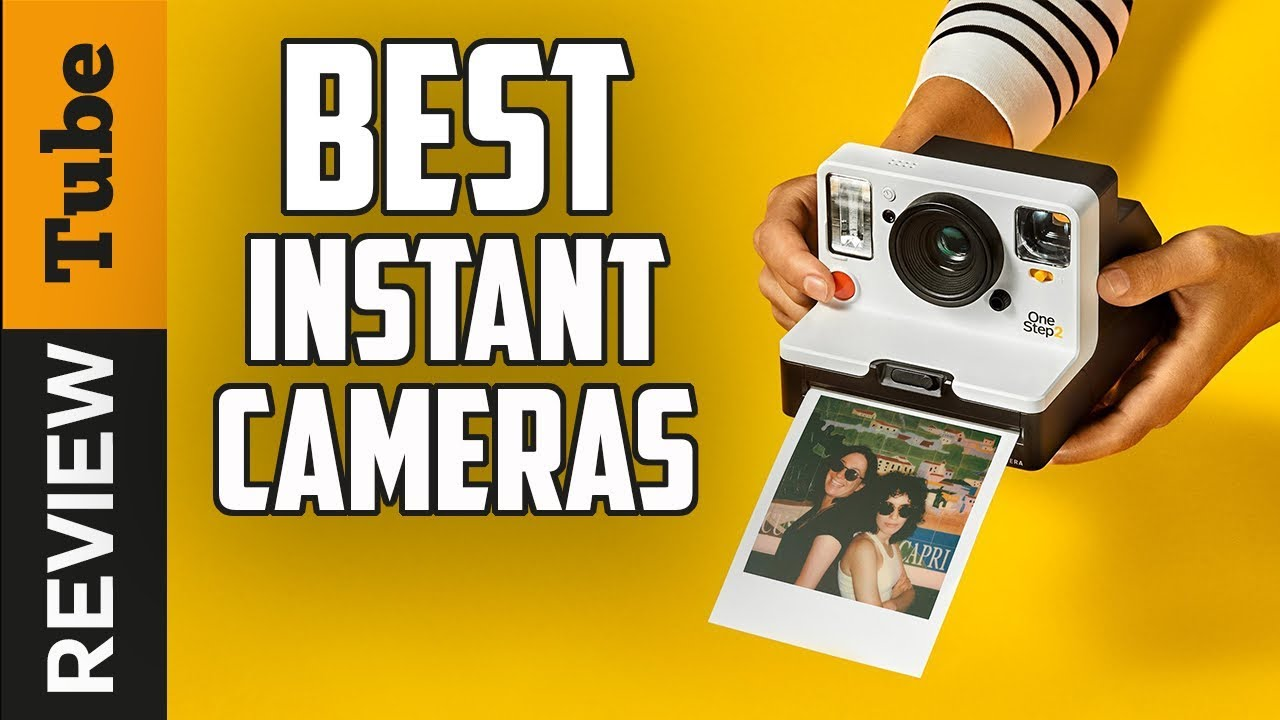 Best Polaroid Camera 2020.Instant Camera Best Instant Camera 2019 Buying Guide